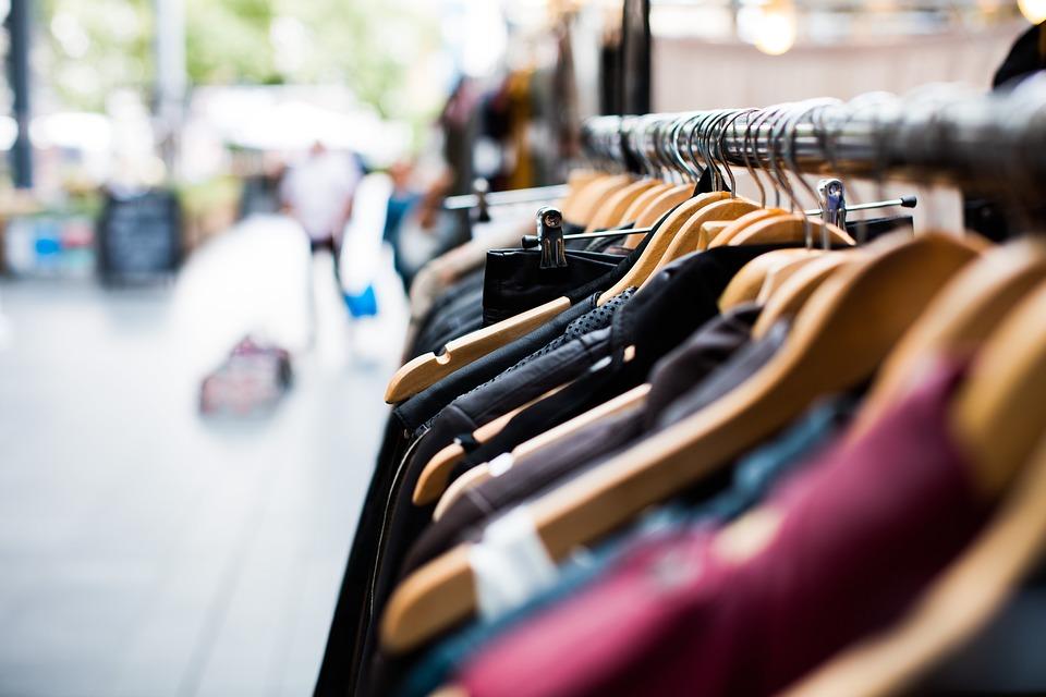 Nákupy oblečení – jak při něm ušetřit? 1
