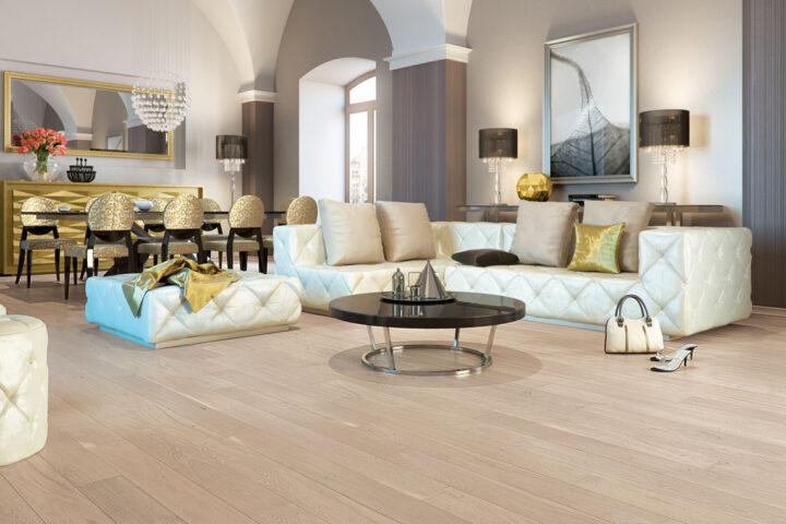 Když podlaha, tak od společnosti Floor Experts