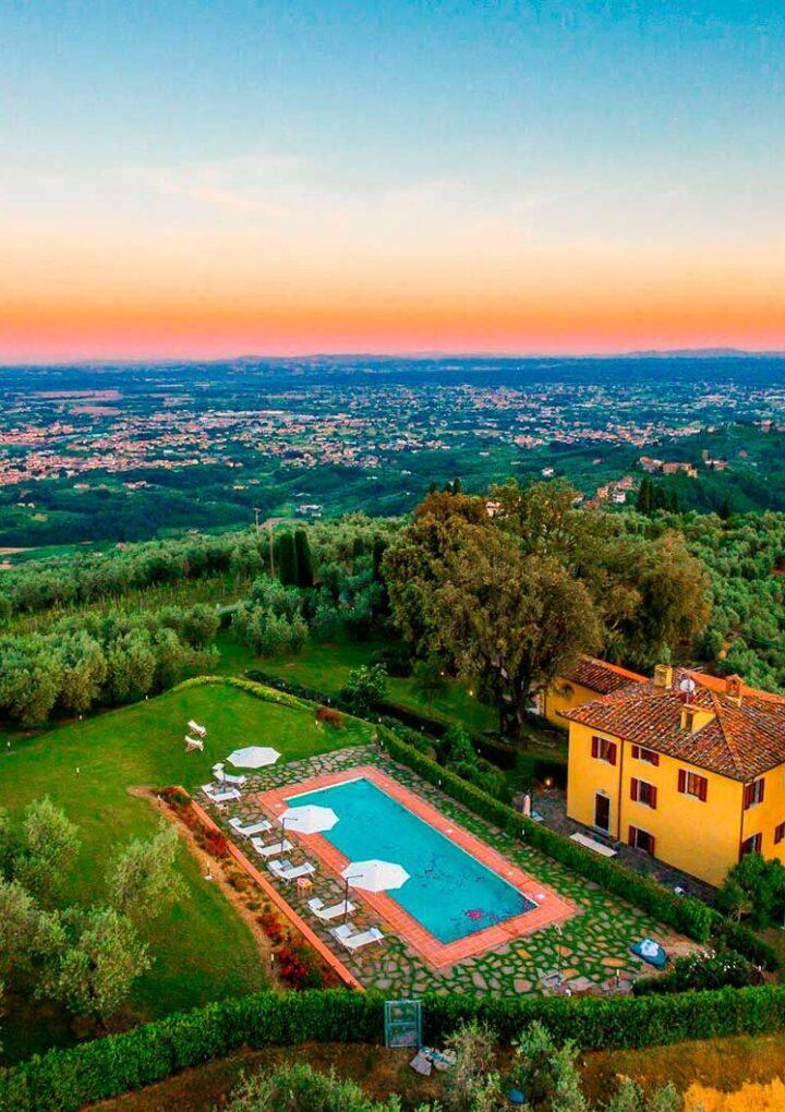 Dovolená v Itálii trochu jinak, ubytujte se v rekreačním domě